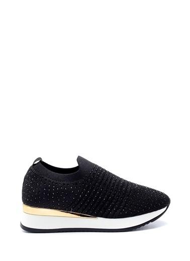 Derimod Kadın Ayakkabı (Suzy-2003023) Spor Siyah